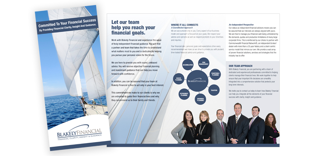 Blakely Financial Brochure