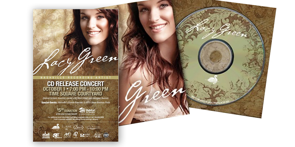 Lacy Green Debut CD