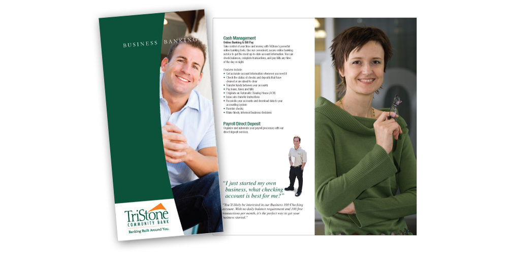 TriStone Bank Brochure