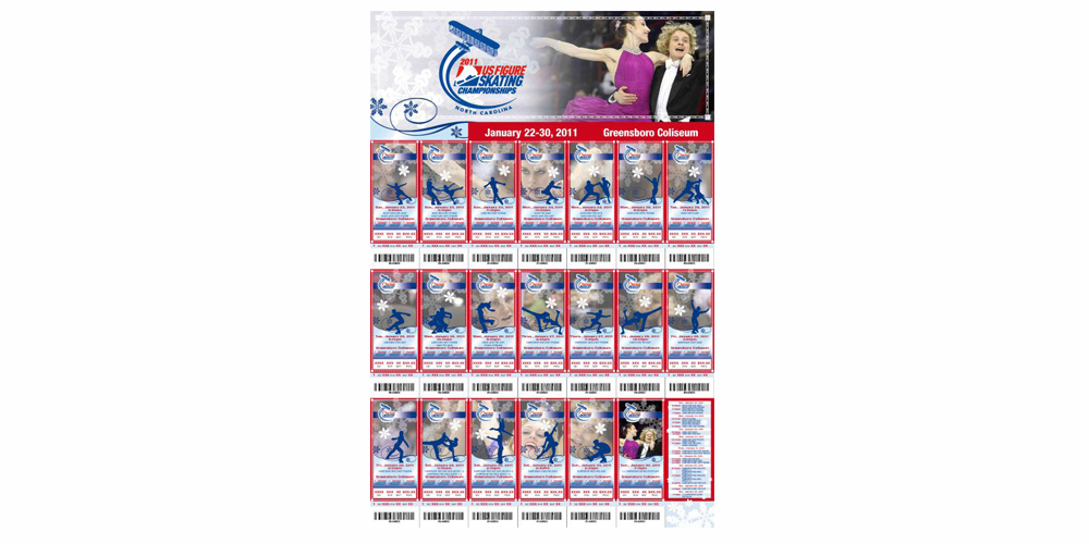 US Figure Skating Event Tickets