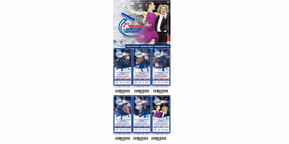 US Figure Skating Weekend Event Tickets