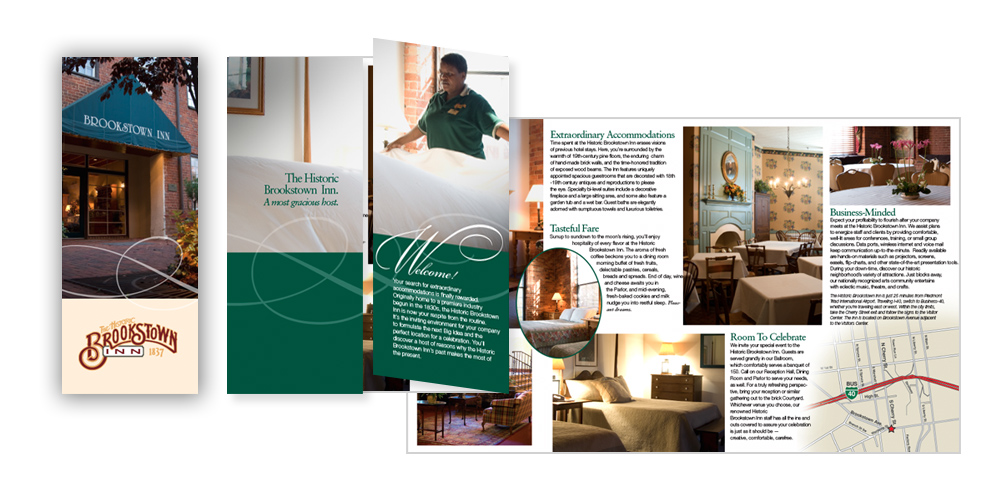 Brookstown Inn Brochure